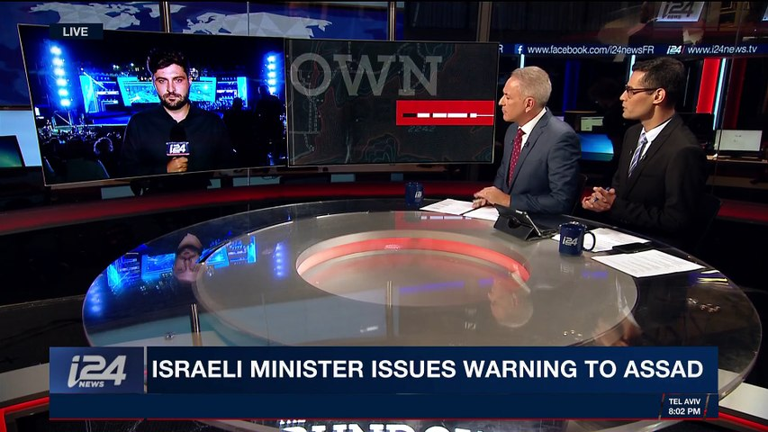 THE RUNDOWN | Israeli Minister issues warning to Assad |  Monday, May 7th 2018