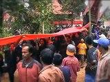 Upacara Rambu Solo at Tana Toraja Indonesia