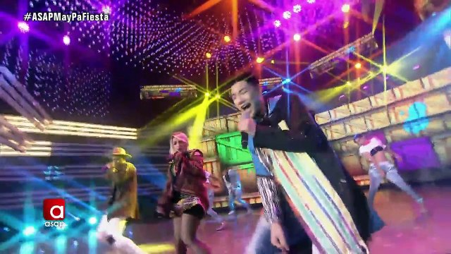 ASAP: KZ, Darren, and Inigo's collab on the ASAP stage will make you put yo hands up