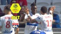 But Bertrand TRAORE (35ème) / Olympique Lyonnais - ESTAC Troyes - (3-0) - (OL-ESTAC) / 2017-18