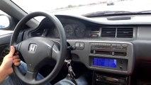 Um puxo do Civic VTI com o 1º Motor Turbo B16A2 a 0.9 Bar . Que 1ª e 2ª foi aquela :P