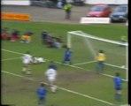 Chelsea - Tottenham Hotspur 10-02-1990 Division One