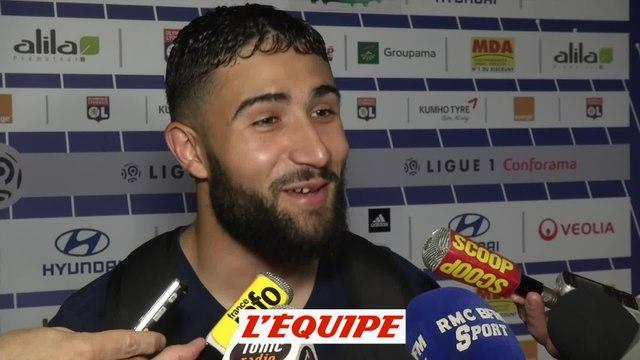 Fekir «Je suis encore à Lyon» - Foot - L1 - OL