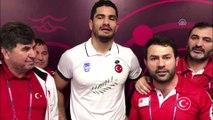 Avrupa Güreş Şampiyonası - Milli Güreşçi Akgül 6. kez Avrupa şampiyonu oldu - KASPİYSK