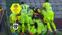 But Flavien TAIT (90ème +4) / FC Metz - Angers SCO - (1-2) - (FCM-SCO) / 2017-18