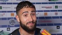 """36e j. - Fekir sur son avenir : """"Rien pour l'instant, Lyon est mon club de coeur"""""""