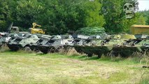 Old Abandoned Russian Military Bases and Equipment 2016. Abandoned military places USSR