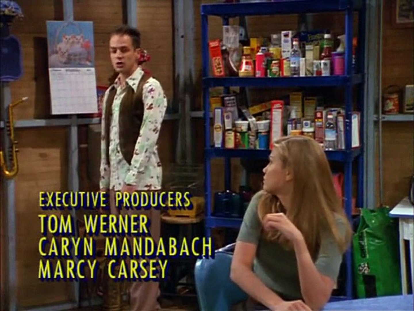 3rd Rock from The Sun 2x04 - Big Angry Virgin from Outer Space