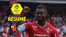 Stade Rennais FC - RC Strasbourg Alsace (2-1)  - Résumé - (SRFC-RCSA) / 2017-18