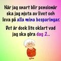 Dela om du tycker att Sveriges äldre förtjänar en bättre pension! ❤️