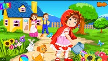 Little Red Riding Hood Cartoons - The story of Little Red Riding Hood - Bedtime Fairy Tales Story for Children