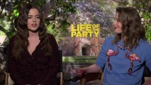 """IR Interview: Molly Gordon & Gillian Jacobs For """"Life Of The Party"""" [Warner Brothers]"""