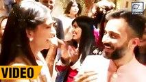 Sonam Kapoor's ROMANTIC Dance With Anand Ahuja | Sonam Kapoor Wedding