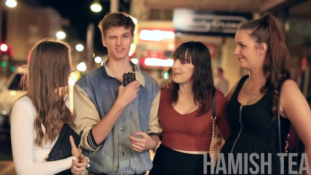 HOOK UP GONE RIGHT (Interviewing Hot Australian Girls) Prank Tube