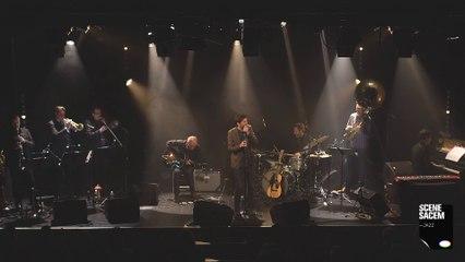 """Hugh Coltman en live """"Civvy street"""" - Scène Sacem Jazz"""