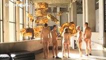 Paris museum opens its doors to nudists