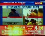 India's arrogant netas BJP MP threatens railway official in Aligarh; incident caught on cam