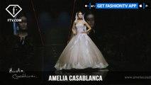 AMELIA CASABLANCA 2019 Collection Sì Sposaitalia Collezioni Bridal Season   FashionTV   FTV