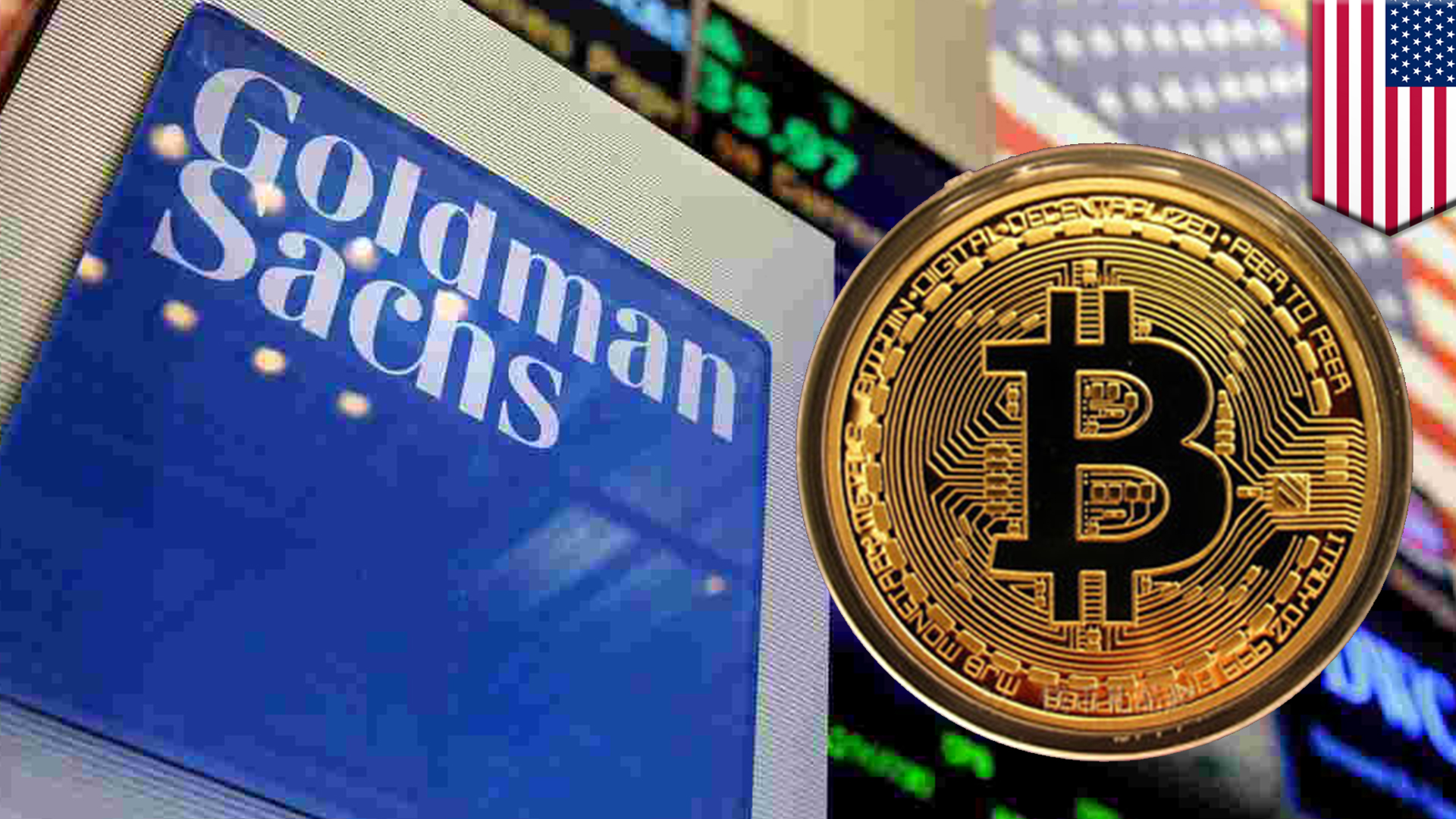 Goldman Sachs to start bitcoin trading operation
