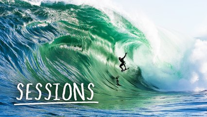 SURF SESSIONS: The madness from Shipstern Bluff.