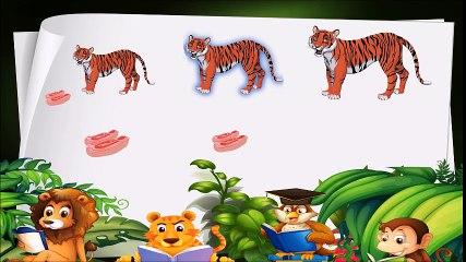 Животные для самых маленьких, сборник мультиков c динозавром от Мультик Трультик все серии