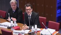 Assemblée Nationale - Audition de Pradel Avocat - Commission d'enquête sur l'abus d'arrêt de travail