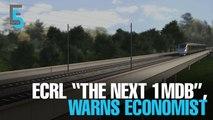 "EVENING 5: ECRL ""the next 1MDB"", warns Jomo"