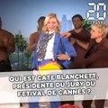 Qui est Cate Blanchett, présidente du jury du festival de Cannes ?
