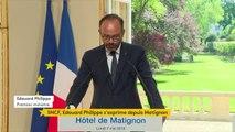"""#SNCF : """"Je vais demander aujourd'hui à la SNCF de préparer un plan ambitieux de formation et d'adaptation des compétences"""", explique Edouard Philippe"""