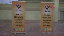 Kayseri-Ortaokul Öğrencileri Araştırma Projeleri Kayseri'de Sergilendi