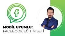 Facebook Profil ve Kapak Tasarımı Yapma (Mobil Uyumlu) - Facebook 101 Eğitimi - Facebook Dersleri