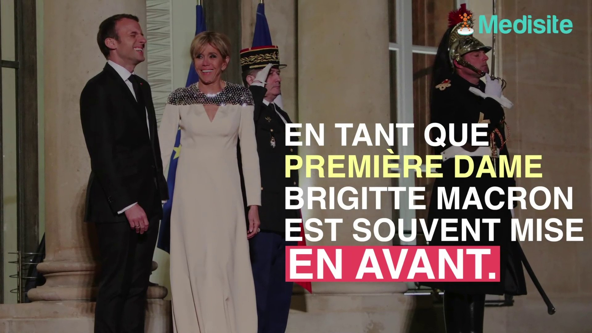 Brigitte Macron blessée par les critiques sur sa différence d'âge avec Emmanuel Macron