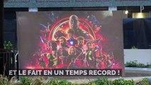 Nouveau record au box-office pour Avengers Infinity War