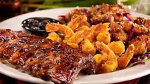 TGI Fridays Honey BBQ & Buffalo Wings - WHAT ARE WE EATING?? - The Wolfe Pit
