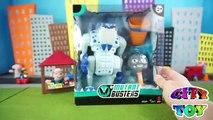 JUGUETES MUTANT BUSTERS The Rock VS. Metal ICE Cap. 4 en City Toy