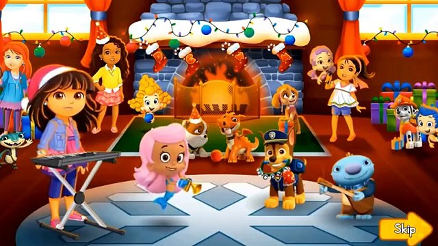 Bubble Guppies - Christmas Holiday Party