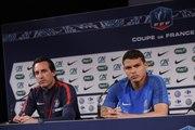 Replay : Conférence de presse avant Les Herbiers - Paris Saint-Germain