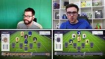 SQUAD BUILDER SHOWDOWN vs AJ3!!! TOTS 92 SON!!! FIFA 18 Team Of The Season SBSD
