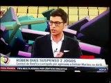 [400x304] Rui Pedro Braz grita com jornalista em directo para defender o Benfica  Notícias 24