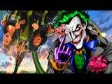 Minecraft: MONTANHA RUSSA SUPER REALISTA!! (The Joker Roller Coaster)