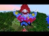 Minecraft: MONTANHA RUSSA DO MCDONALD'S! MUITO ASSUSTADORA!! (McDonald's Roller Coaster)