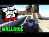 WALLRIDE GIGANTE NO CÉU!! xD - GTA V Online (PC)