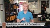 Burch's Bookkeeping & Tax Services Medford Excellent Five Star Review by Karl Gaar