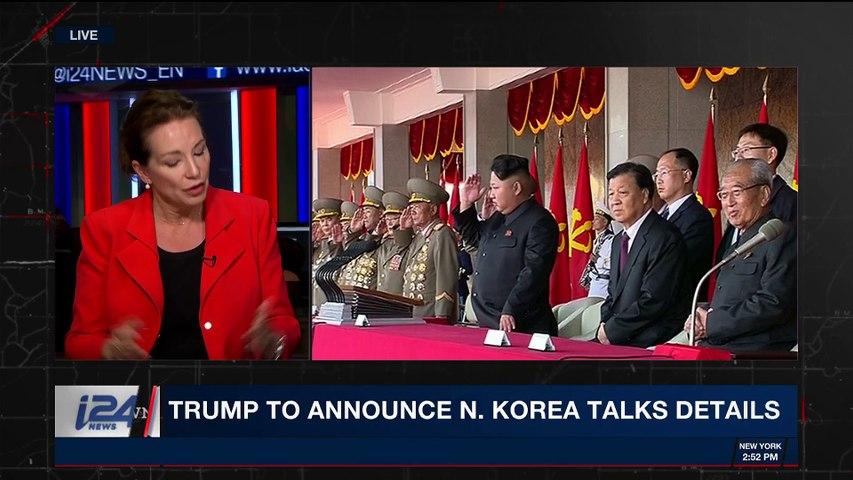 THE RUNDOWN | Trump to announce N. Korea talks details |  Monday, May 7th 2018
