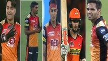 IPL 2018 : Kane Williamson, Bhuvneshwar Kumar, Siddharth Kaul, Heros of SRH victory | वनइंडिया हिंदी