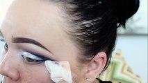 GRWM | Black & Silver Smokey Eyes | Clubbing EYE Makeup Tutorial | Makeupwithjah