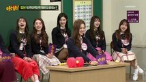 CHUNGHA ONLY CUT] 160427 Knowing Brother Post-Recording Facebook