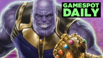 Avengers' Thanos Comes To Fortnite - GameSpot Daily