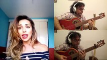 """Homage to Paco de Lucia (Homenaje a Paco)Ruben Diaz """"3 Gitanos"""" Buleria/Simplicio Andalusian Guitars"""