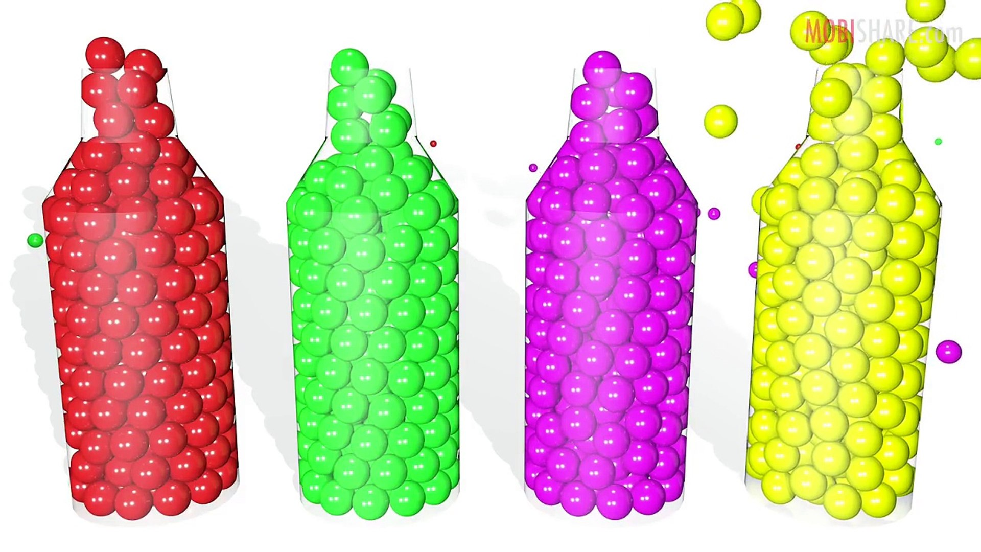 Learn Colors With Balls Kids Learning Video Education for Children